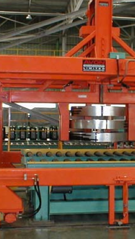 Automatic Coil Stacker