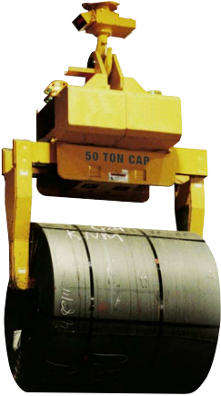 Telescoping Coil Grabs from Coil Processing Equipment Consultants