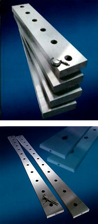 Metalworking Shear Blades from Coil Processing Equipment Consultants