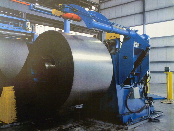 Nova Uncoiler from Coil Processing Equipment Consultants