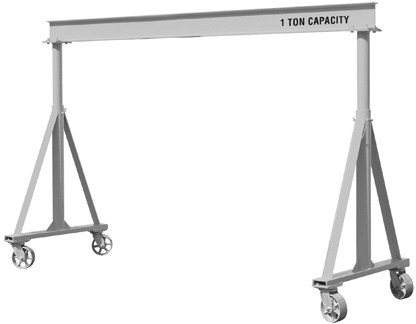 Gantry Crane - Aluminum Fixed Height