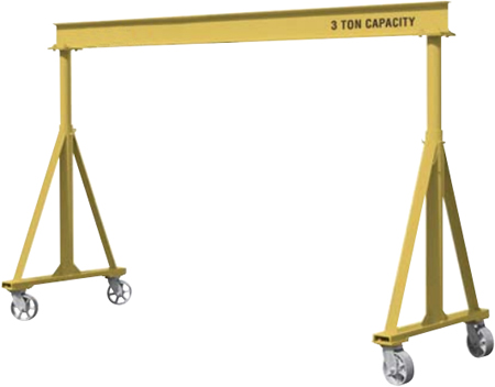 fixed-height-gantry-crane