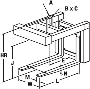 heavy-duty-adjustable-fork-diagram