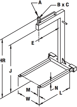 wheeled-pallet-lifter-diagram